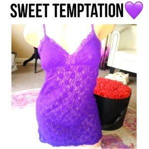 Sweet temptation Lingerie
